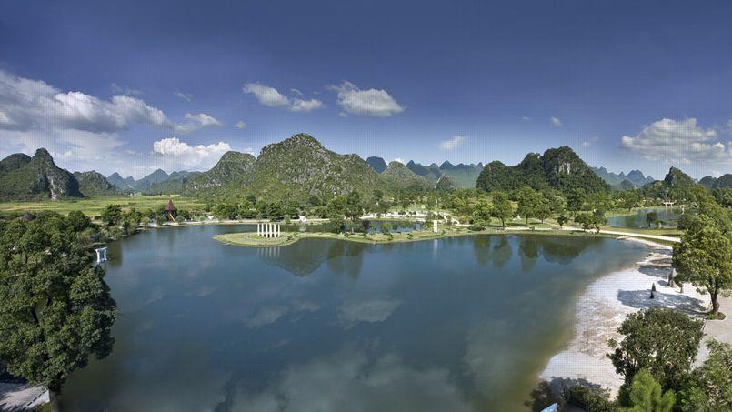 le Club Med ouvre un nouveau village au sud de la Chine, aux abords de Guilin.