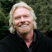Richard Branson plane chez Morandini