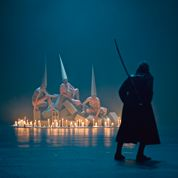 Macbeth , monstre barbare