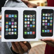 iPhone 5s et 5c : Apple bat ses records