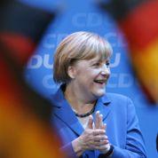 Merkel dans la lignée d'Adenauer et de Kohl