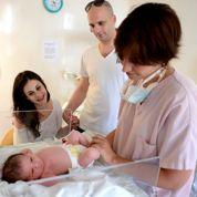 Maternités : les bébés du Nouvel An affluent