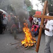 Les chrétiens, cible des talibans pakistanais