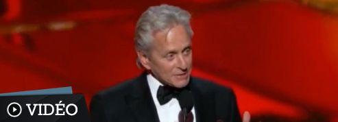 Michael Douglas triomphe aux Emmy Awards