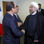 Hollande : un «dialogue franc» avec l'Iran