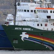 Russie : une enquête contre Greenpeace