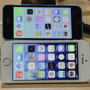 L'iPhone 5s, à peine plus coûteux que le 5c