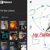 Flipboard valorisé 800 millions de dollars