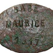 Hommage à Maurice, Poilu de 14-18