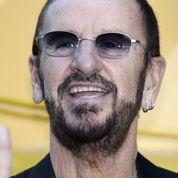 Ringo Starr reçoit une décoration française