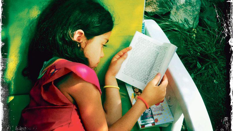 Enfant, nous possédons ceplaisir de la lecture etcette capacitéinnée de se plonger dans les univers les plus divers.