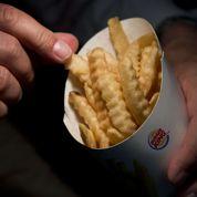 Burger King invente la frite light