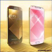 Samsung : un Galaxy S4 doré face à l'iPhone 5s