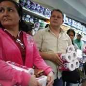 La guerre du papier toilette au Venezuela