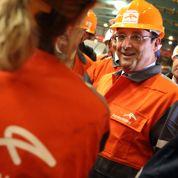 Florange: Hollande tente d'apaiser les inquiétudes