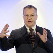 Microsoft paye le départ du patron de Nokia