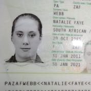 Interpol poursuit la «veuve blanche»