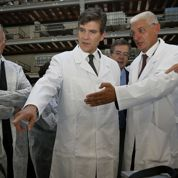 Montebourg «soutient» Valls