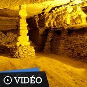 Dans les carrières souterraines de Paris