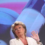 Reding critiquée pour ses propos sur les Roms