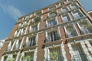Dans cet immeuble de Levallois-Perret, un 4 pièces de 96 m2 en parfait état est à vendre pour 720.000€.