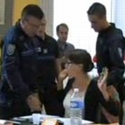 Bompard veut que la police «dégage» l'élue