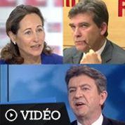 Valls-Duflot: la majorité choisit son camp