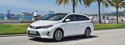 Toyota Auris Touring Sports, le break compact hybride