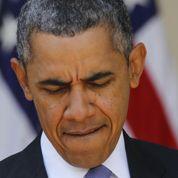 Obama confronté à une grave crise politique