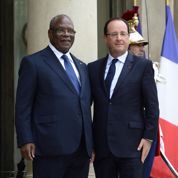 Le président IBK hâte son retour au Mali