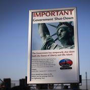 USA: les administrations au chômage technique