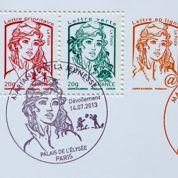 Les timbres coûteront 3centimes plus cher