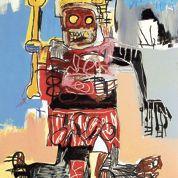 Basquiat, à la folie