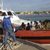 Drame de l'immigration au large de Lampedusa
