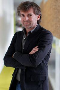 Olivier Mathiot, cofondateur de PriceMinister.  Crédits photos: Jean-Christophe MARMARA/LE FIGARO