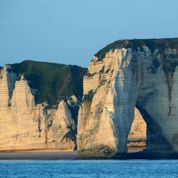 Les falaises d'Étretat, Grand Site de France