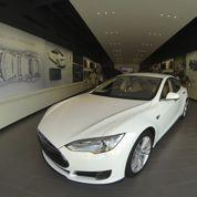 Les Norvégiens adorent la Tesla S électrique