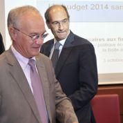 L'UMP présente son «contre-budget» 2014