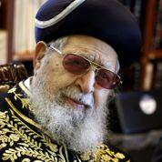 Disparition d'un «géant de la Torah»