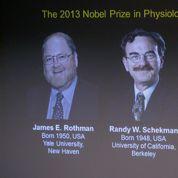 Le Nobel de médecine va à 2 Américains et un Allemand