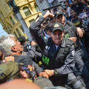 Au Brésil, une manifestation dégénère
