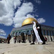 Jérusalem:la poudrière du mont du Temple