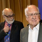 Deux lauréats du Nobel pour le boson de Higgs