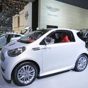 Aston Martin ne roulera plus en petite voiture