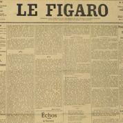 Proust, chroniqueur au Figaro