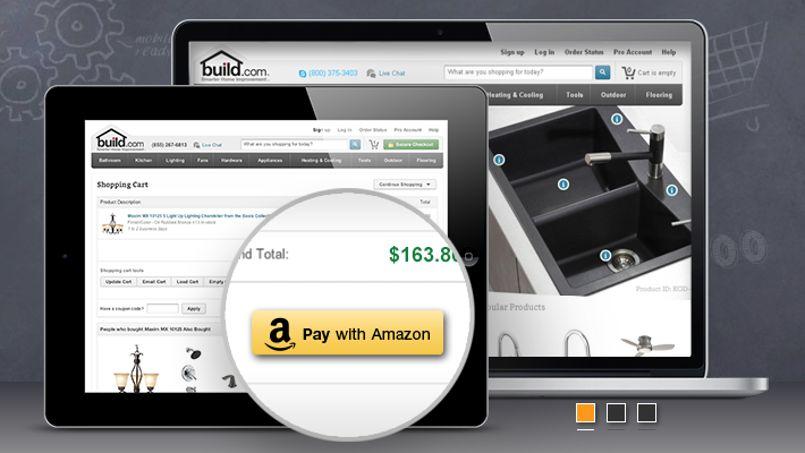 Amazon lance un service de paiement en ligne