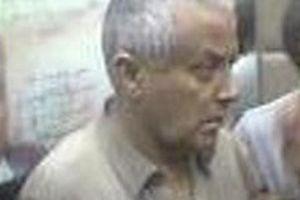 Une photo d'un homme censé être Ali Zeidan, lors de son enlèvement, circule sur les réseaux sociaux.