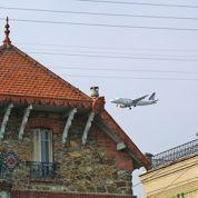 Le bruit des aéroports mauvais pour le cœur