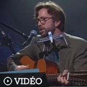 Eric Clapton débranché et détendu