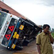 En Inde, le cyclone perd de l'intensité